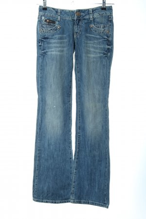 edc by Esprit Straight-Leg Jeans blau Casual-Look