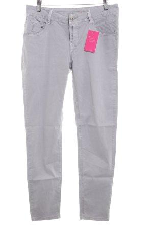 edc by Esprit Straight-Leg Jeans hellgrau Casual-Look
