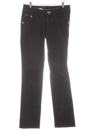 edc by Esprit Straight-Leg Jeans schwarz Casual-Look