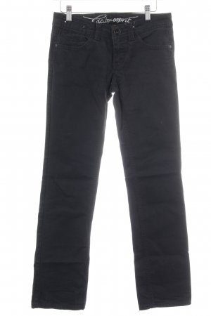 edc by Esprit Straight-Leg Jeans schwarz Casual-Look