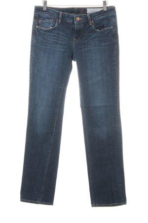 edc by Esprit Jeans a gamba dritta blu acciaio stile casual