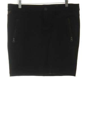 edc by Esprit Stretchrock schwarz Casual-Look