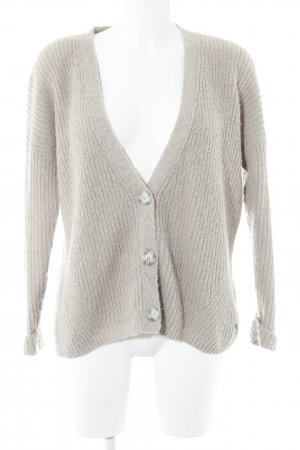 edc by Esprit Strick Cardigan beige Casual-Look