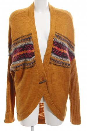 edc by Esprit Strick Cardigan hellorange Casual-Look