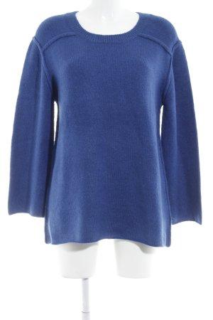edc by Esprit Strickpullover blau Casual-Look