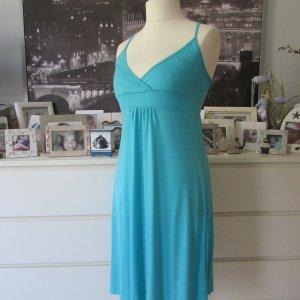 EDC by Esprit * Süßes Strandkleid Sommerkleid * türkis * L=40/42