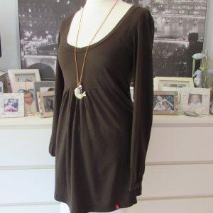 EDC by Esprit * %Summer SALE% Süßes Hängerchen Kleid Sweatkleid * schokobraun * XL=40/42