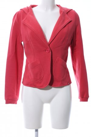 edc by Esprit Sweatjacke rot Casual-Look