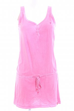 edc by Esprit Sweat Dress pink casual look