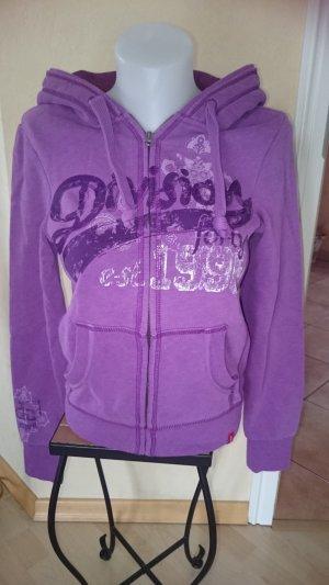 Edc Esprit Sweat Jacket lilac