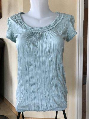 EDC by Esprit T-Shirt crinkel Gr S Mint