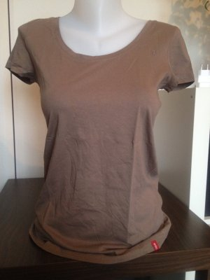 Edc by Esprit T-Shirt Gr M Braun
