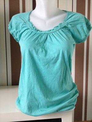 EDC by Esprit T-Shirt Gr S Mint Spitze
