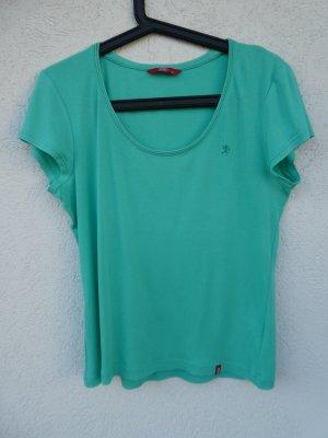 edc by Esprit – T-Shirt, grün – Gebraucht