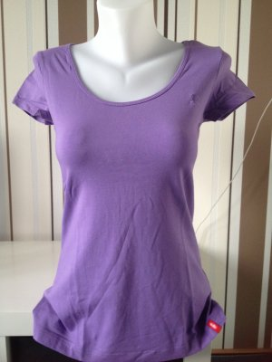 Edc by Esprit T-shirt Lila Gr L