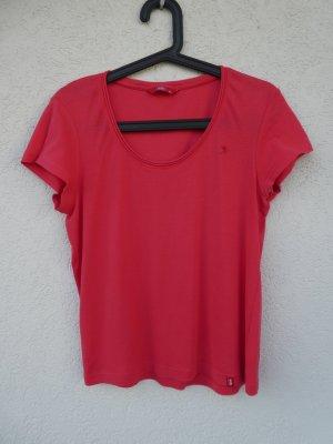 edc by Esprit – T-Shirt, rot – Gebraucht, fast wie neu
