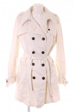 edc by Esprit Trenchcoat wollweiß Casual-Look