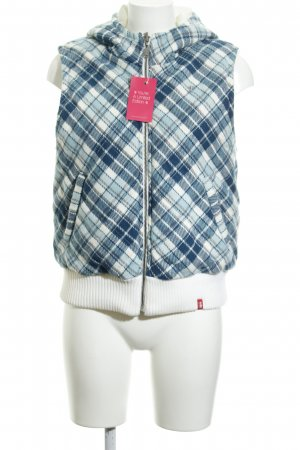 edc by Esprit Reversible Vest check pattern casual look