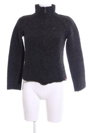 edc by Esprit Chaqueta de lana negro look casual