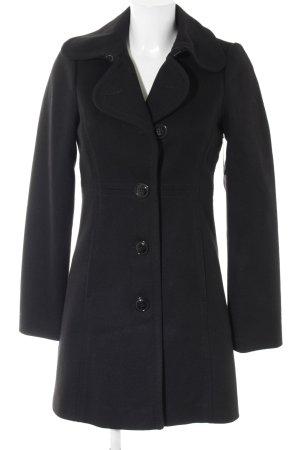 edc by Esprit Wool Coat black casual look