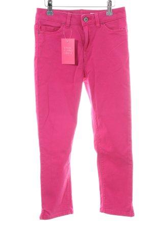 edc Pantalone Capri rosa stile casual