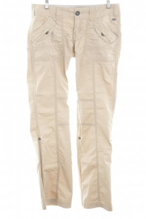 edc Cargo Pants natural white casual look