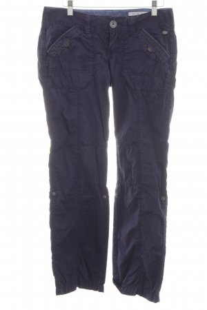 edc Cargo Pants blue casual look