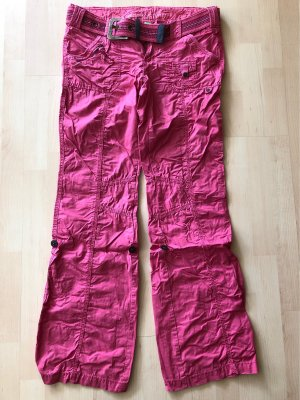 Edc Cargohose Pink