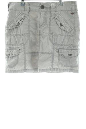 edc Cargo Skirt light grey street-fashion look