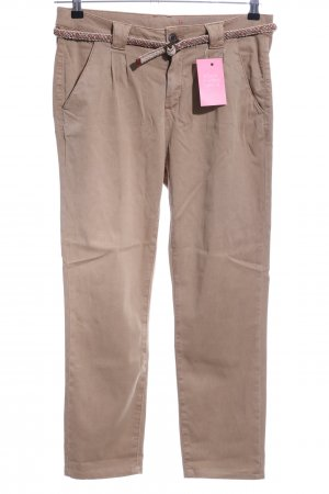 edc Chinohose nude Casual-Look