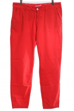 edc Chinohose rot Casual-Look