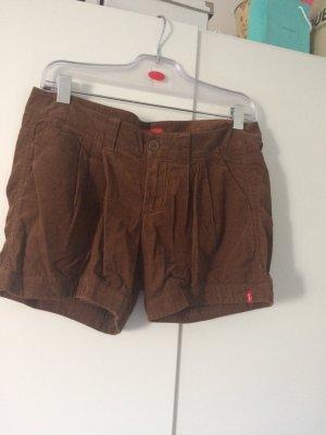 EDC Cord Shorts Oversize