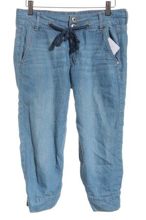 Edc Esprit 3/4-Hose himmelblau Casual-Look