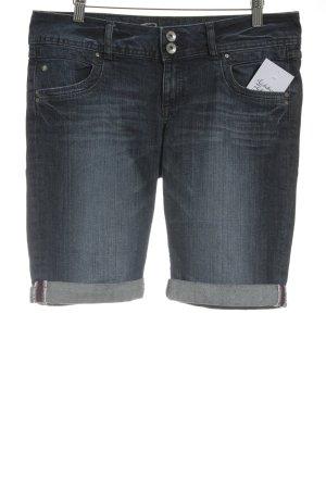Edc Esprit 3/4 Jeans blau Casual-Look