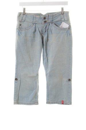 Edc Esprit 3/4 Jeans himmelblau Casual-Look