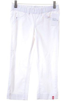 Edc Esprit 3/4 Jeans wollweiß Casual-Look
