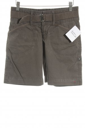 Edc Esprit Bermudas green grey casual look