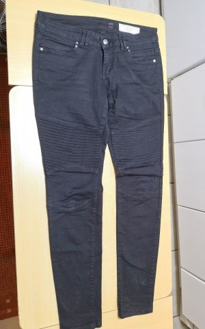 EDC Esprit Biker Jeans Slim W40 L32 schwarz