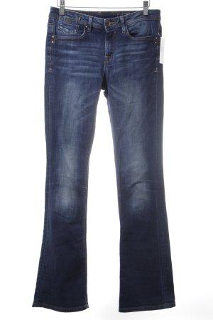 Edc Esprit Boot Cut Jeans blue casual look