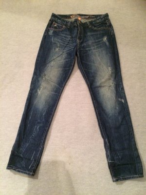 EDC / Esprit Boyfriend Jeans - Gr. 31/32