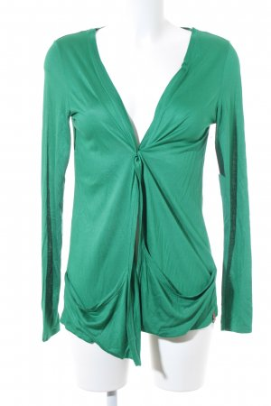 Edc Esprit Cardigan grün Casual-Look