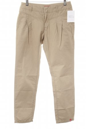 Edc Esprit Chinohose beige Casual-Look