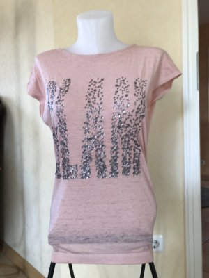 Edc / Esprit Gr S Rosa T-shirt