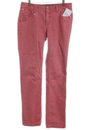 Edc Esprit High Waist Jeans lachs Casual-Look