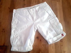 edc by Esprit Denim Shorts natural white