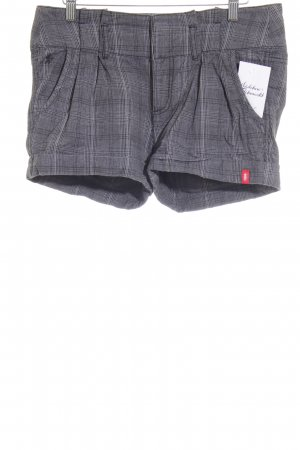 Edc Esprit Hot Pants Karomuster klassischer Stil