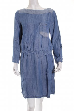 Edc Esprit Jeanskleid blau Casual-Look