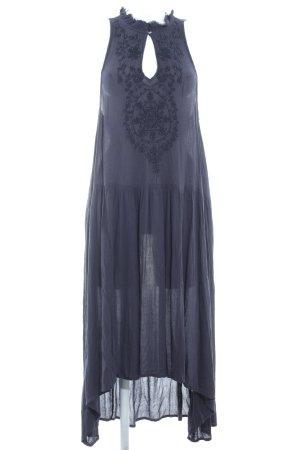 Edc Esprit Jeanskleid dunkelblau Casual-Look