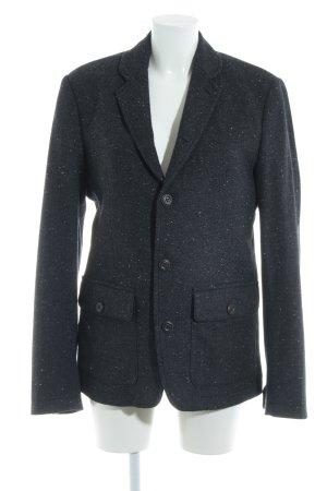 Edc Esprit Jersey Blazer gris oscuro look casual