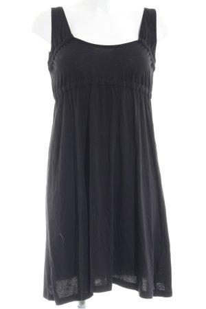 Edc Esprit Jerseykleid schwarz schlichter Stil